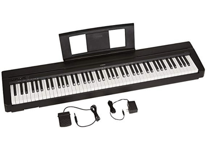 Affordable piano kids Yamaha p71