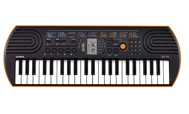 Casio keyboard for kids