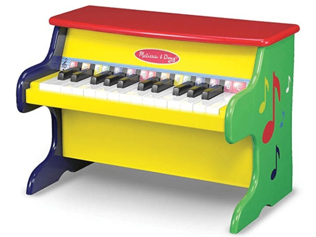 Small piano for kids