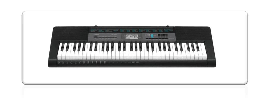 Casio CTK-2550 review
