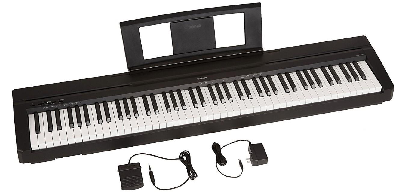 Yamaha 88 key weighted keyboard