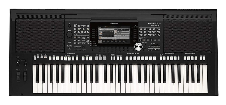 Yamaha psr workstation keyboard