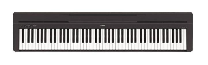 Yamaha weighted keyboard models