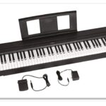 Yamaha P71 Review - An Excellent Weighted Digital Piano for Beginners