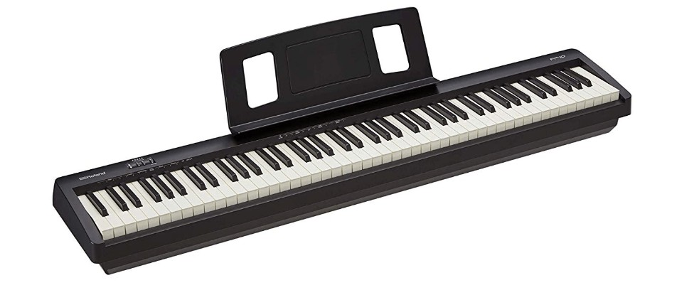 88 key portable keyboard weighted keys
