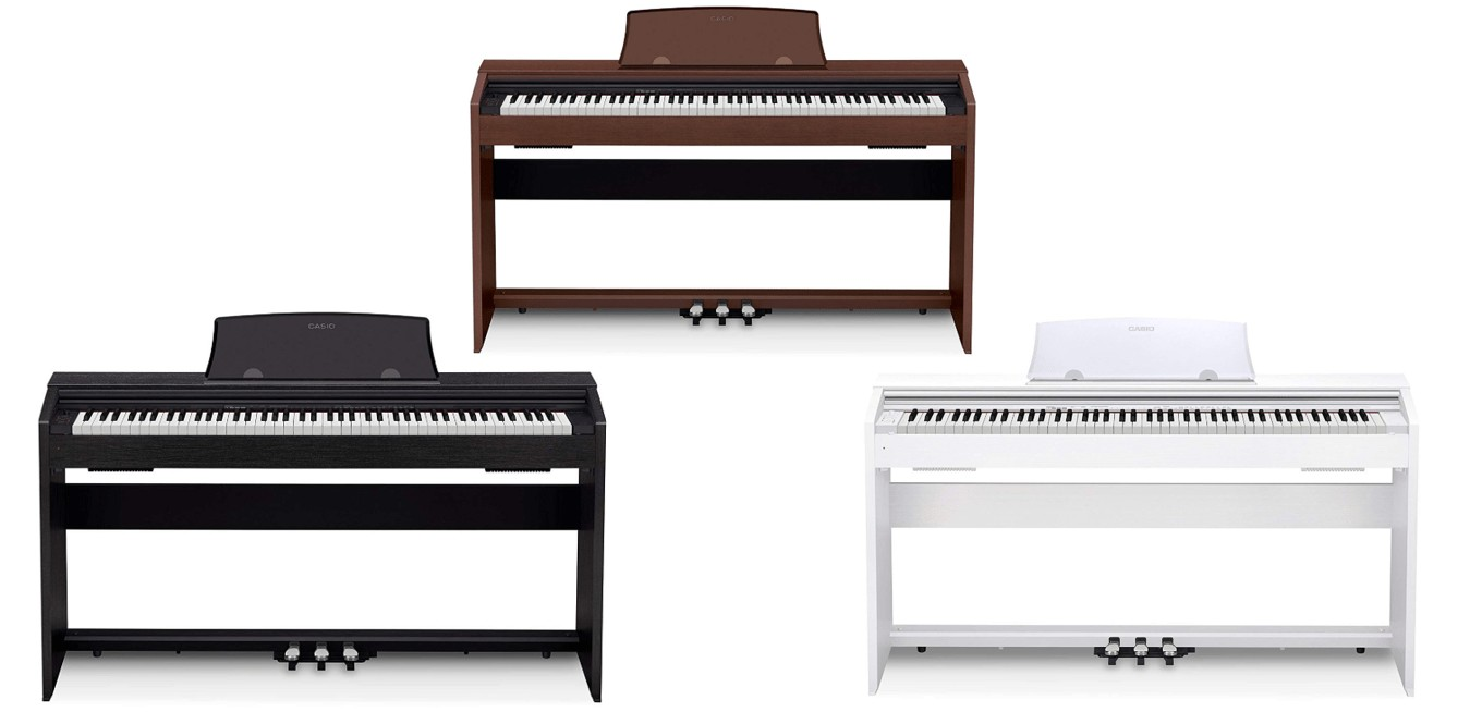 best Beginner Weighted 88-key Digital Piano with Stand