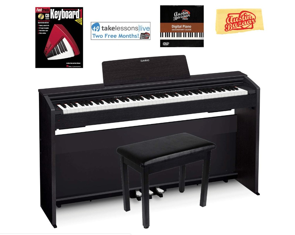 best casio 88 key weighted digital piano