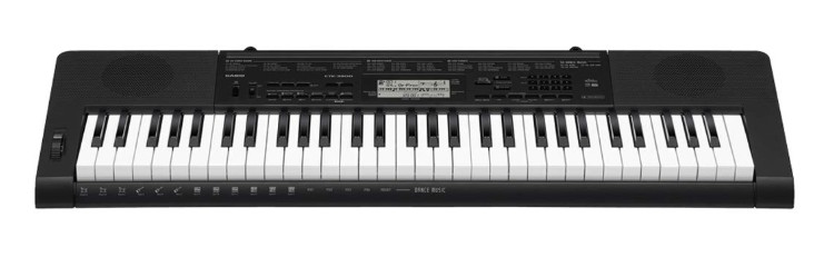 casio 61-key Portable Keyboard