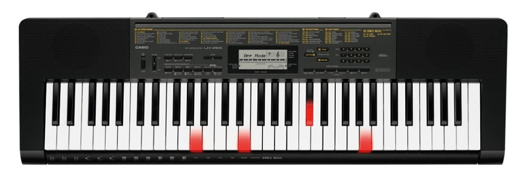 casio 61 keys light up keyboard