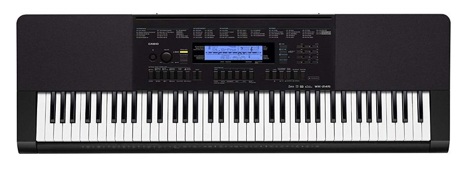 casio 76 key keyboard