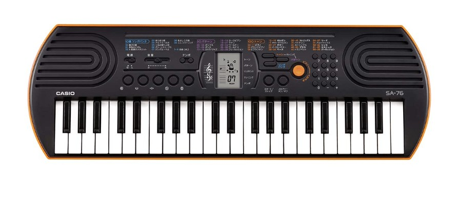 casio keyboard for kids small children