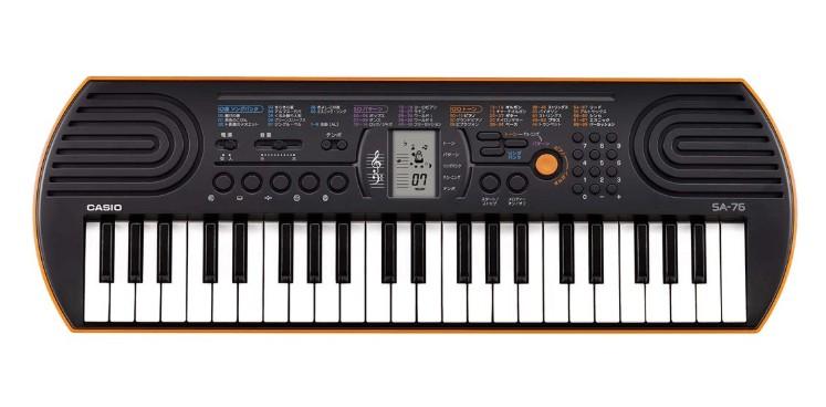 portable mini piano keyboard