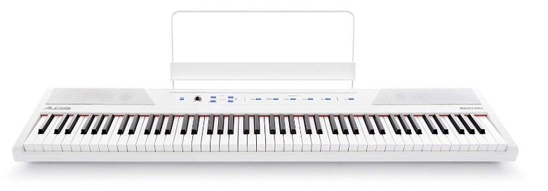 Best Affordable White 88-key Digital Piano