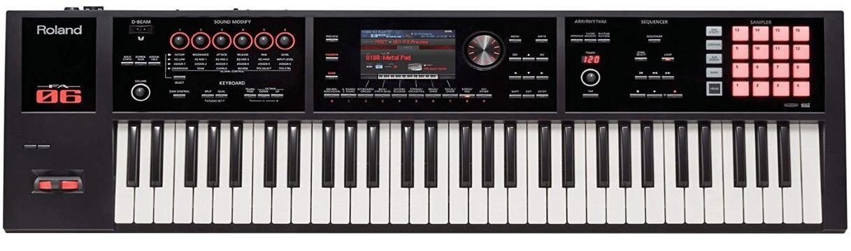 Best Roland Keyboard Workstation