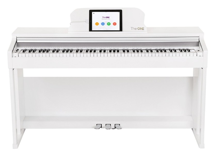 Best White 88-key Weighted Digital Piano