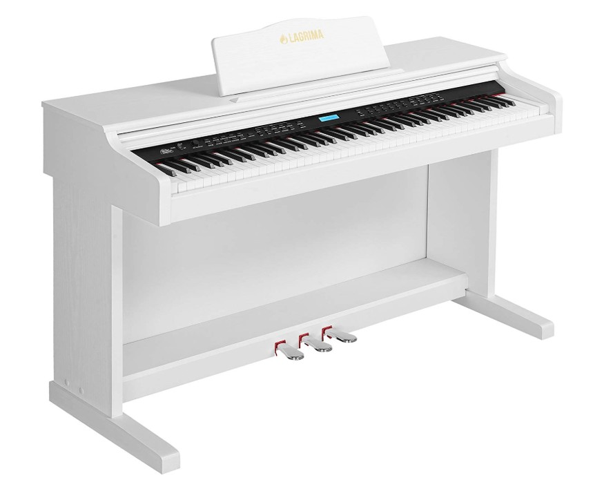 Best White Digital Piano for Beginners