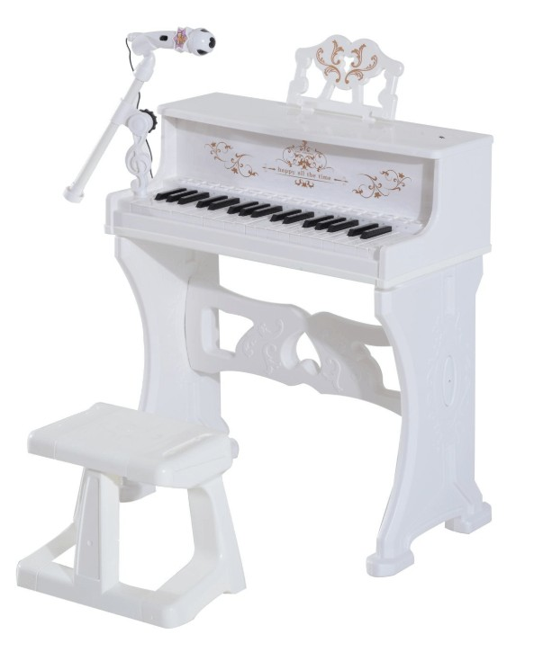Best White Piano Toy for Kids