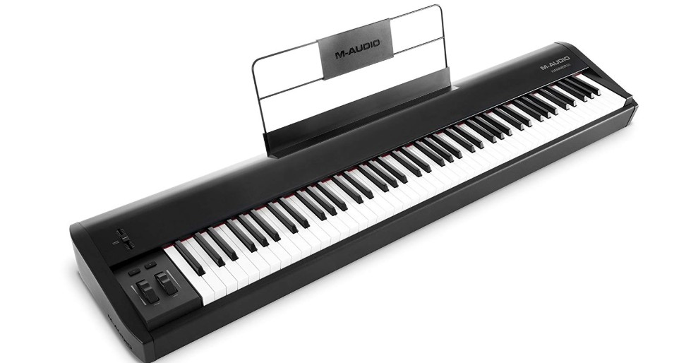 best 88 weighted midi controller keyboard