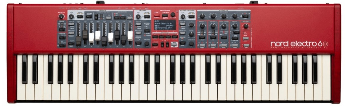 best nord 61 key stage piano