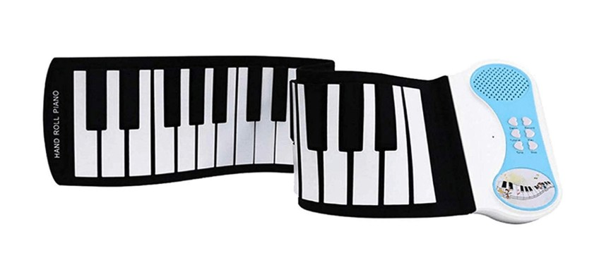 Best 37-key Portable Roll Up Piano for Kids