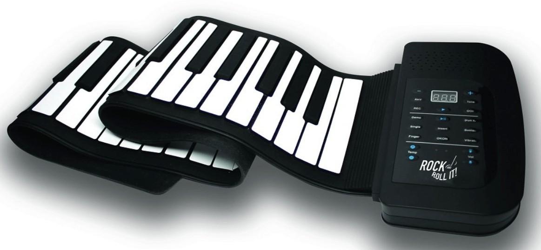 Best 61-key Midi Full-sized Roll Up Piano