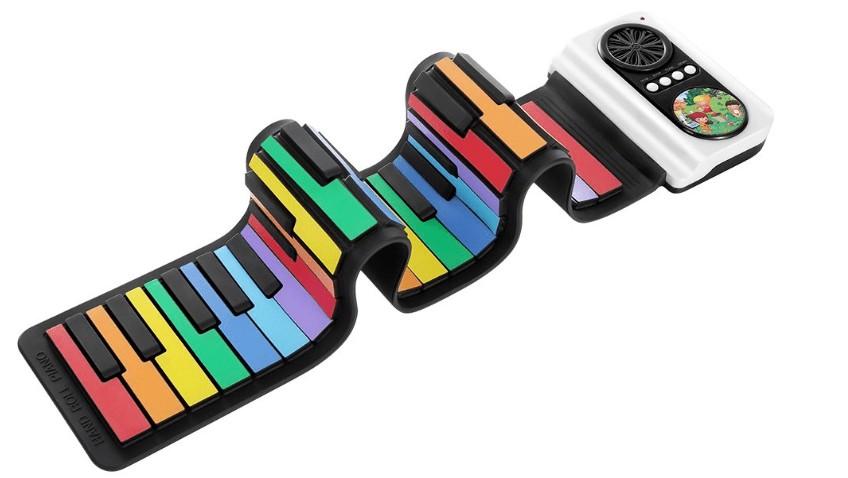 Best Electric USB Mini Roll Up Piano