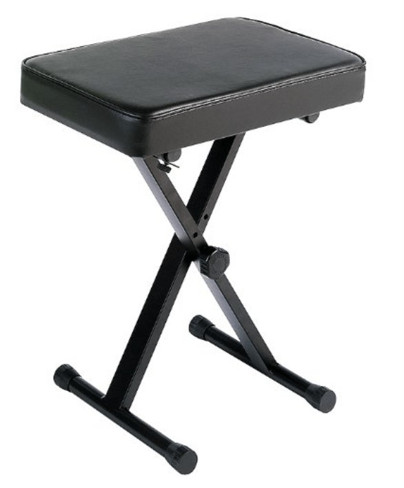 Best Padded X-style Piano Bench