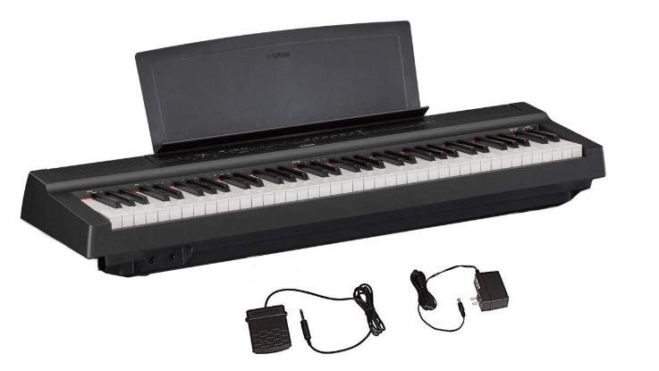 73 key digital piano