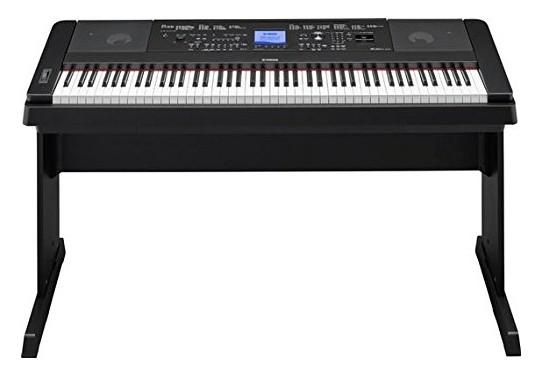 88 key yamaha brand keyboard piano