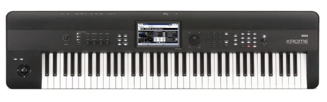 best 73 key Weighted Keyboard workstation