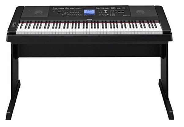 best 88 key weighted yamaha digital piano