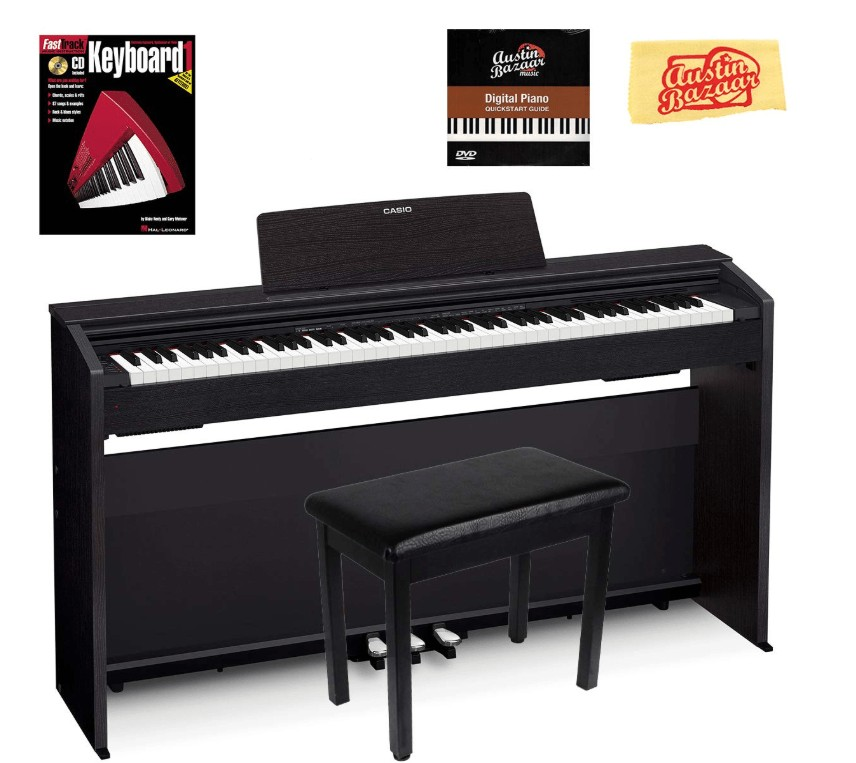 best beginner learning keyboard piano