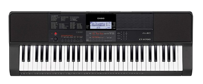 best casio 61 key keyboard