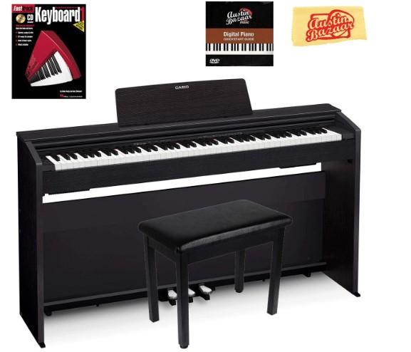 best casio brand of keyboard piano
