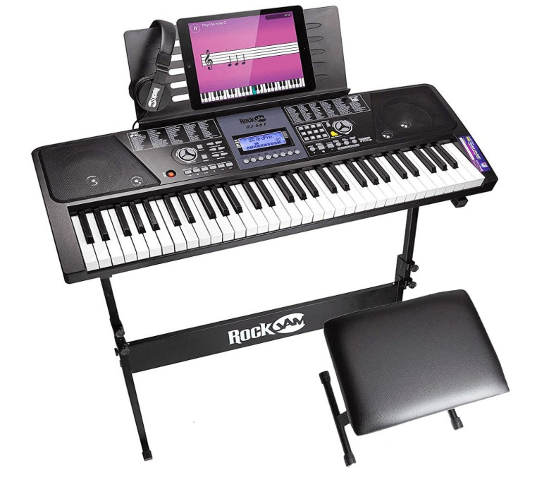 best learning keyboard piano