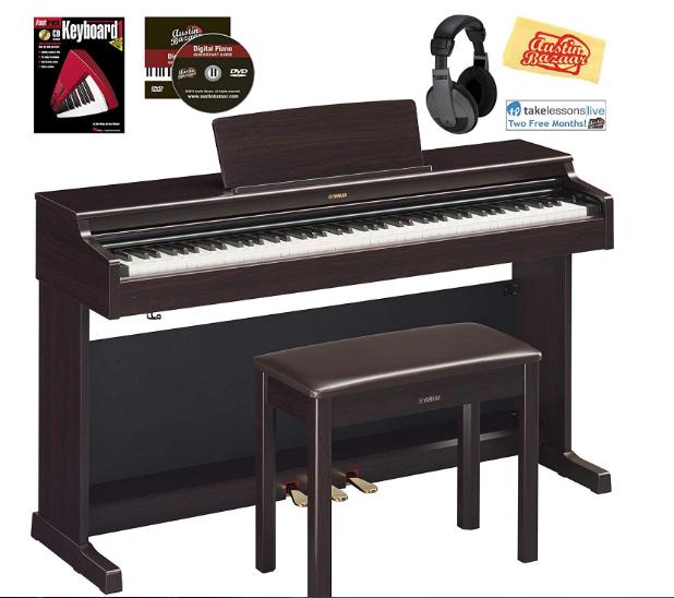 best yamaha arius digital piano