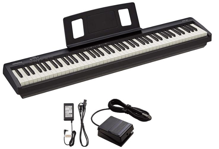 roland brand of keyboard piano