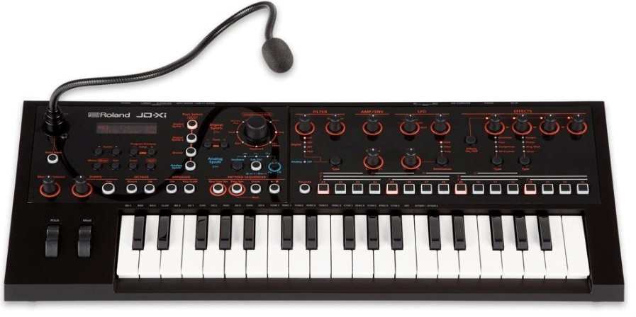 roland midi keyboard brand