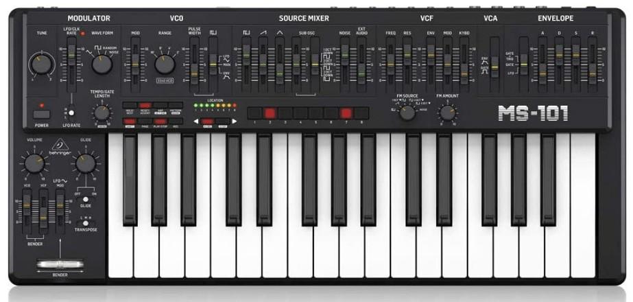 Behringer budget synthesizer