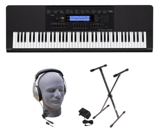 Casio keyboard for beginners