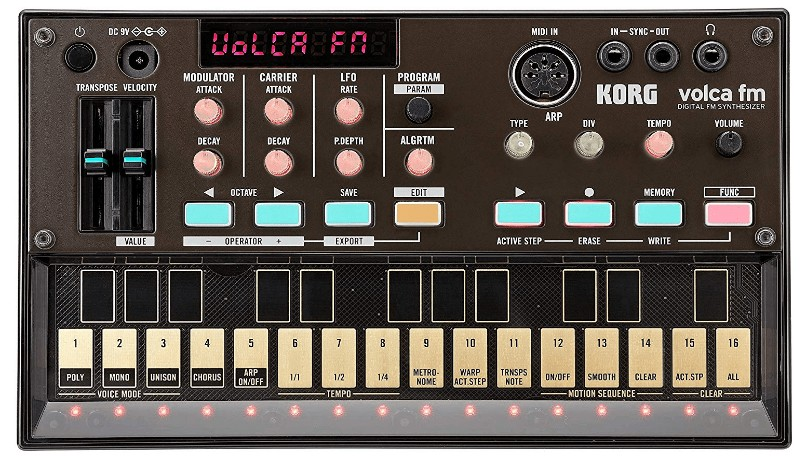 Korg Digital FM Synthesizer