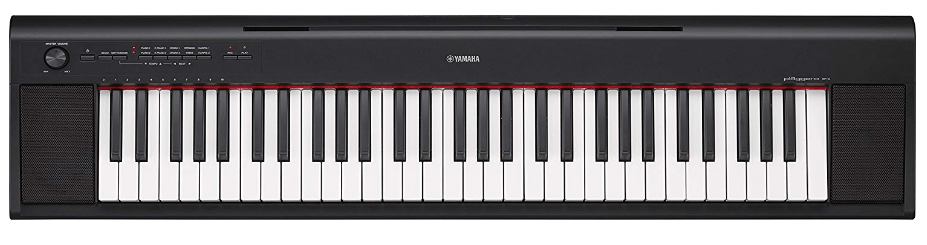 NP12 61 Key Portable Keyboard