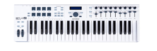 anolog 61 key midi controller