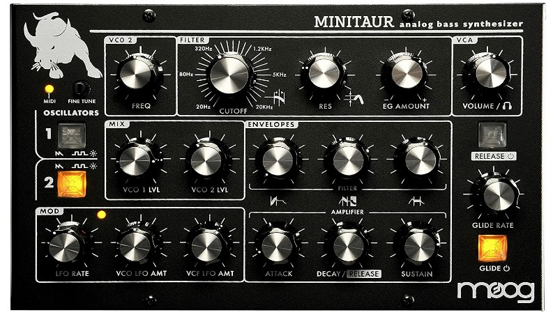 bass synthesizer