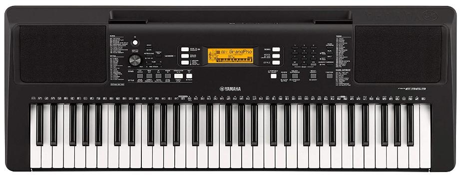 best 61 key touch sensitive keyboard