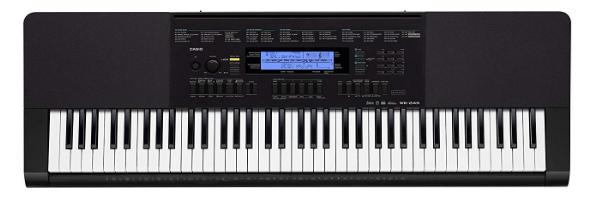 best 76 key touch sensitive keyboard