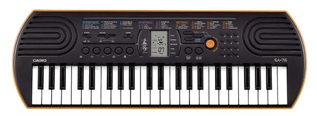 best casio keyboard for kid beginners
