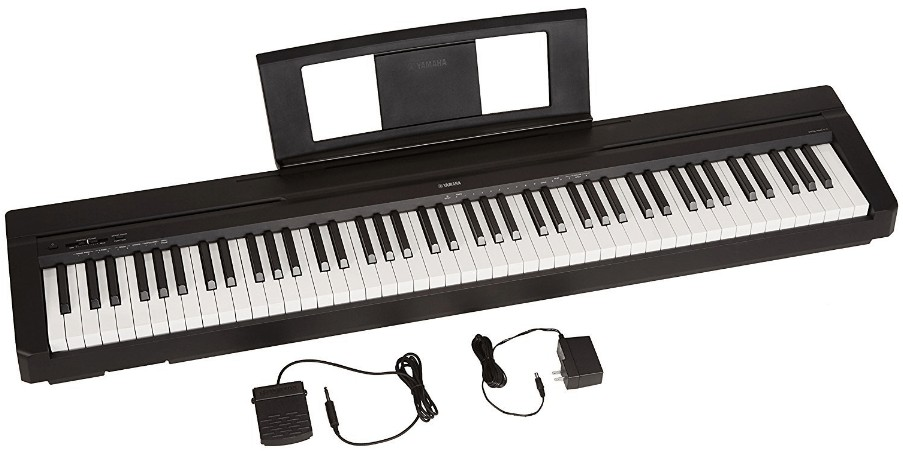 best weighted budget digital piano
