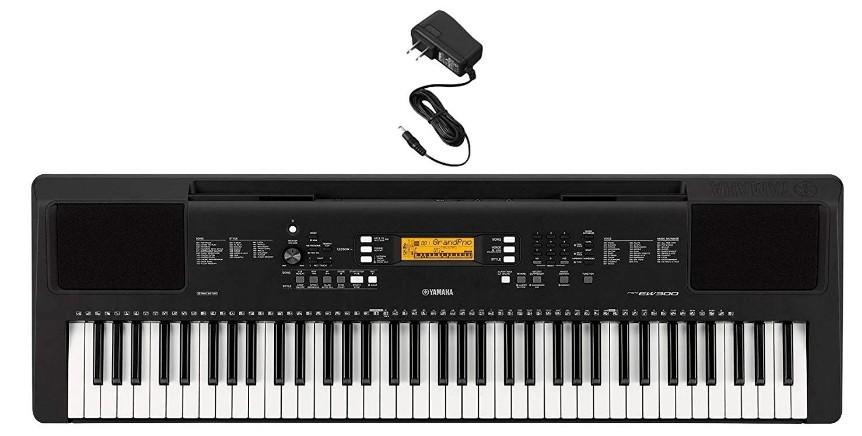 keyboard piano under 300