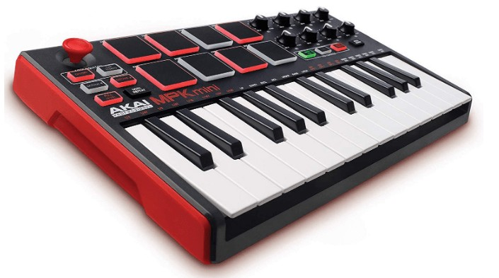 midi controller keyboard under 300